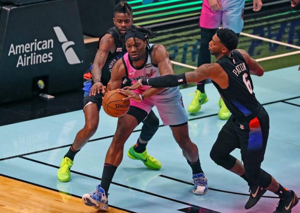 Wird die Defense der Knicks auch den Grizzlies den Zahn ziehen?