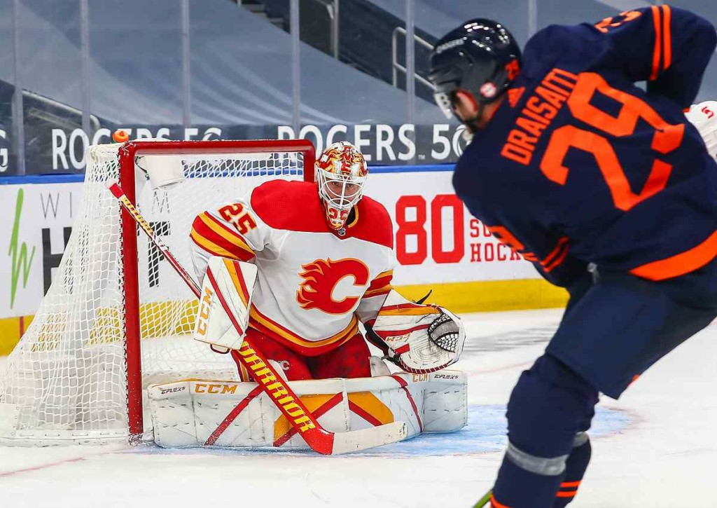 Edmonton Oilers Calgary Flames Tipp