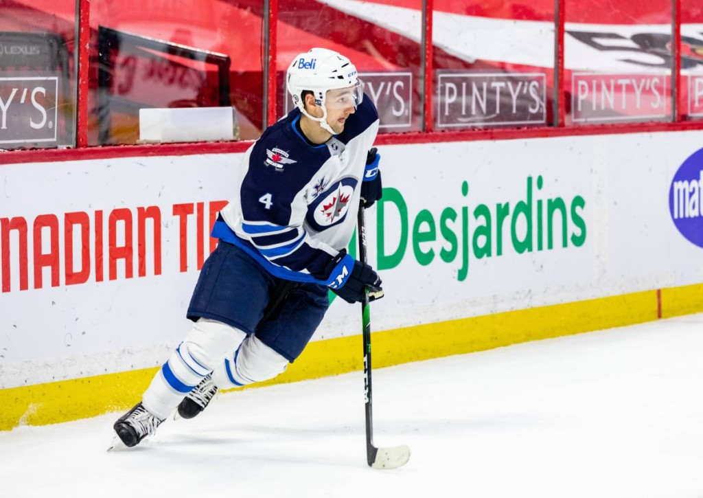 Nutzen Pionk und seine Jets die Spielpause der Oilers aus?