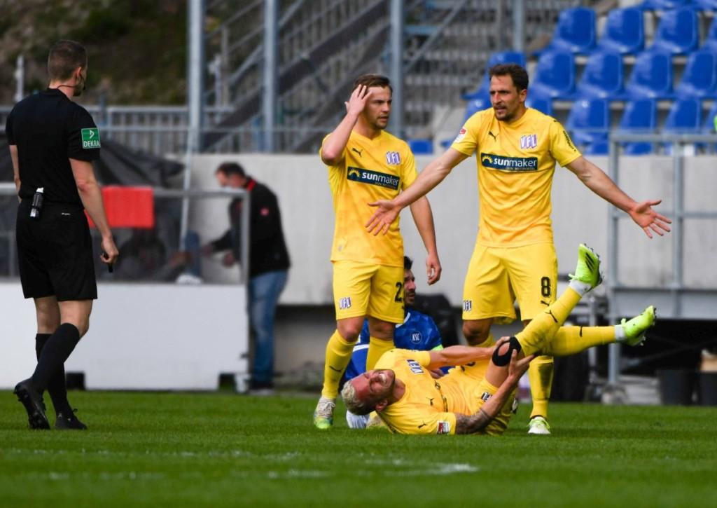 Erleidet Osnabrück im Abstiegskampf gegen Braunschweig einen bitteren Rückschlag?
