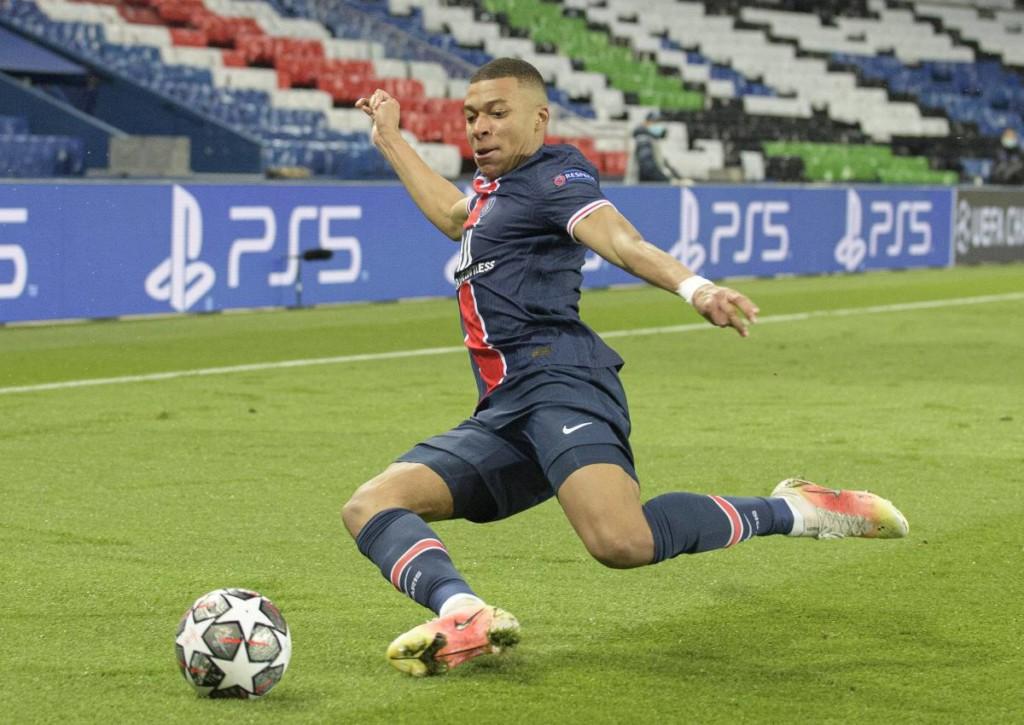 Erkämpft sich Mbappe mit PSG gegen Manchester City eine gute Ausgangsposition fürs Rückspiel?