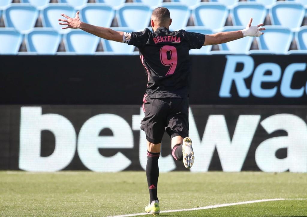 Trifft Benzema für Real Madrid gegen Eibar?
