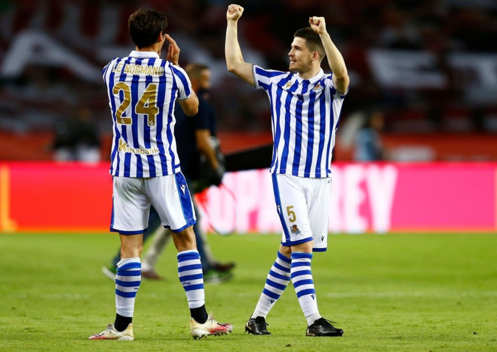 Real Sociedad braucht gegen Celta Vigo dringend Punkte im Kampf um Europa
