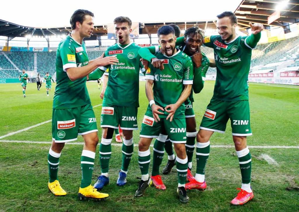 Jubelt St. Gallen gegen die Young Boys auch in der Liga?