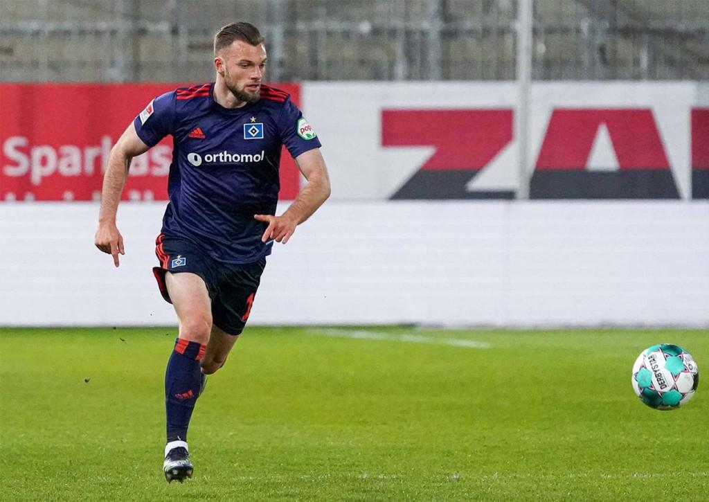 Regensburg vs. HSV Tipp