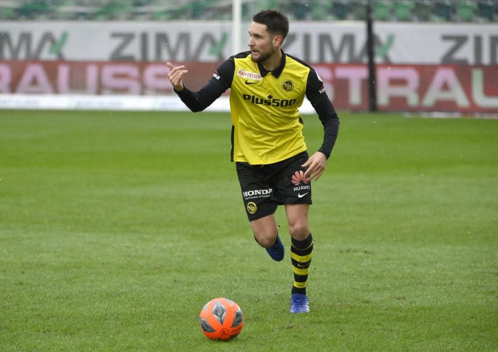 Ziehen Lefort und seine Young Boys gegen St. Gallen ins Pokalviertelfinale ein?