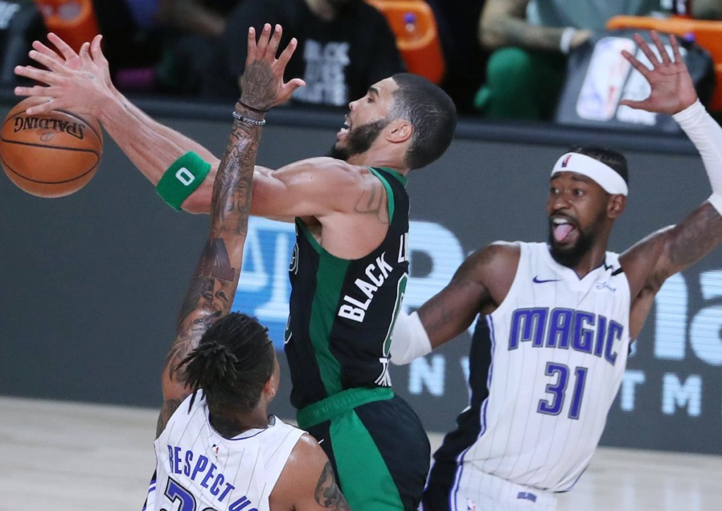 Was lässt Tatum zwischen den Celtics und den Trail Blazers seiner Rekordnacht folgen?
