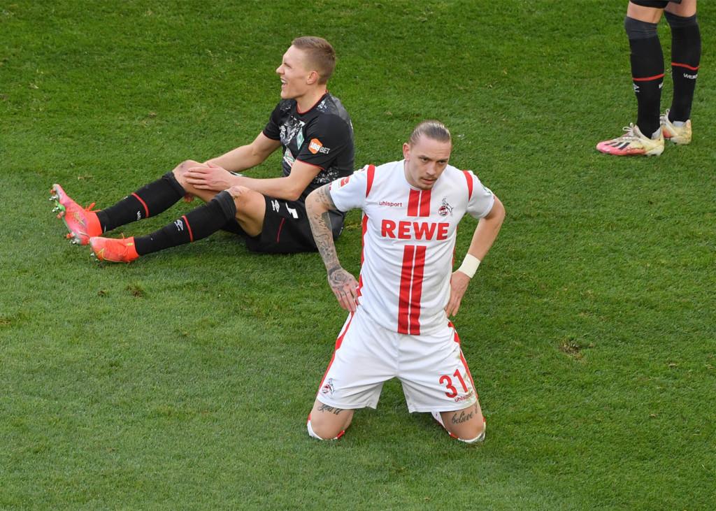 Bundesliga Saisonfinale 34. Spieltag