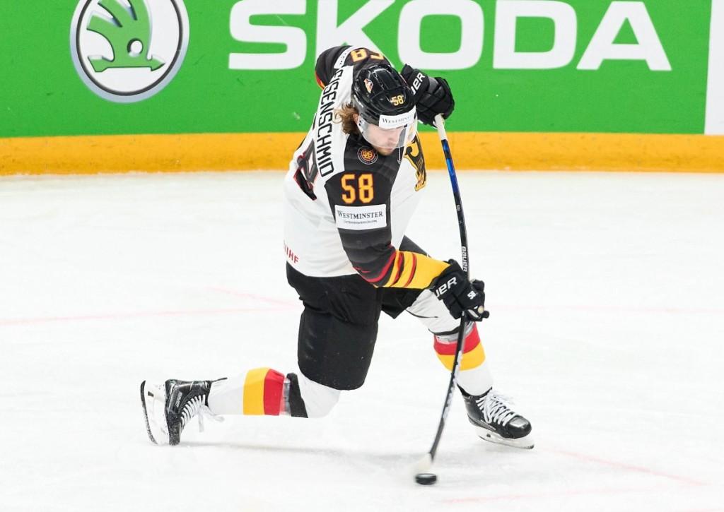 Gewinnt Eisenschmid mit Deutschland das Endspiel um den Viertelfinaleinzug gegen Lettland?