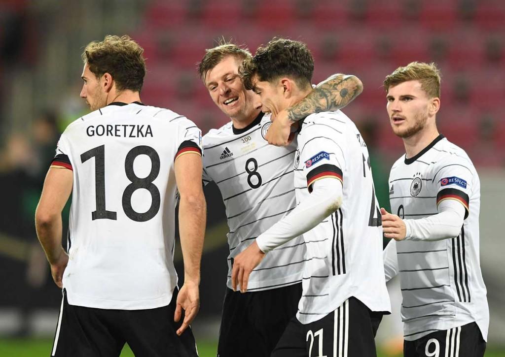 Deutschland vs. Frankreich EM Vorhersage 2021