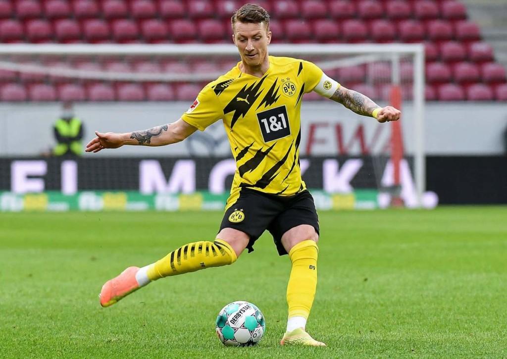 Bestätigt Reus im Spiel zwischen Dortmund und Leverkusen seine Topform?