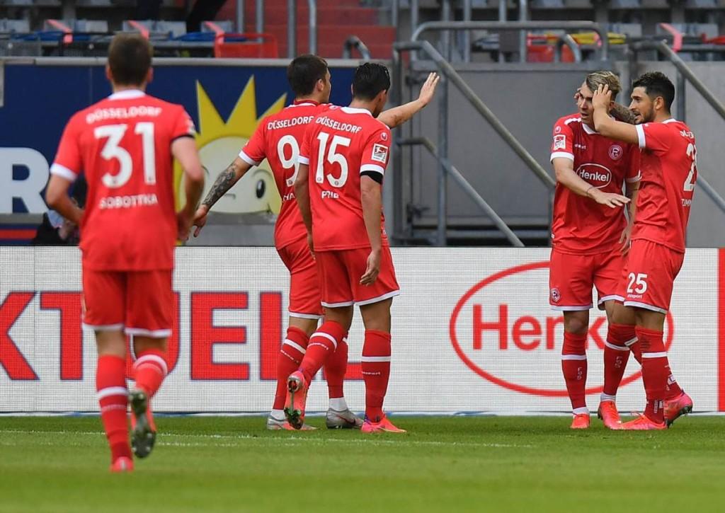 Kann Düsseldorf mit einem Sieg gegen Karlsruhe weiter oben dran bleiben?