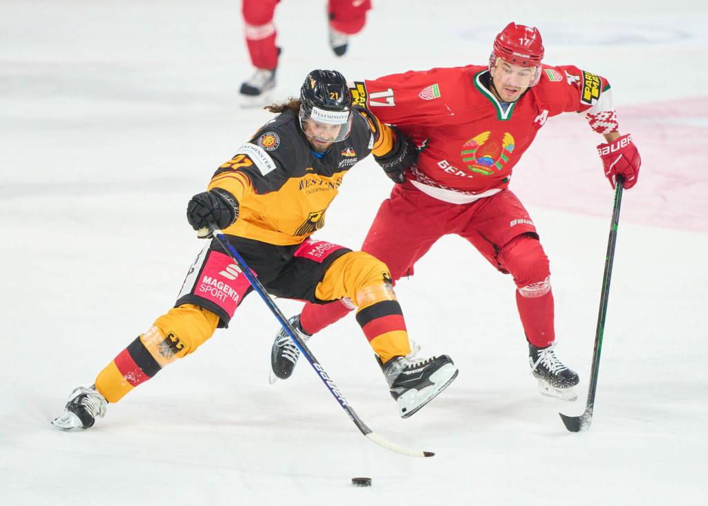 Eishockey WM 2021 Deutschland