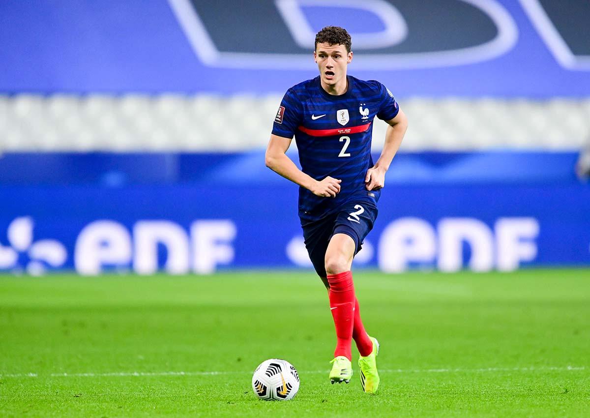 EURO 2020 Trikot Frankreich