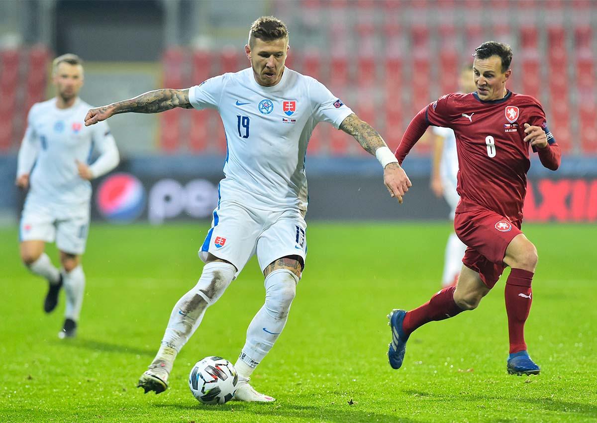 EURO 2020 Trikot Slowakei