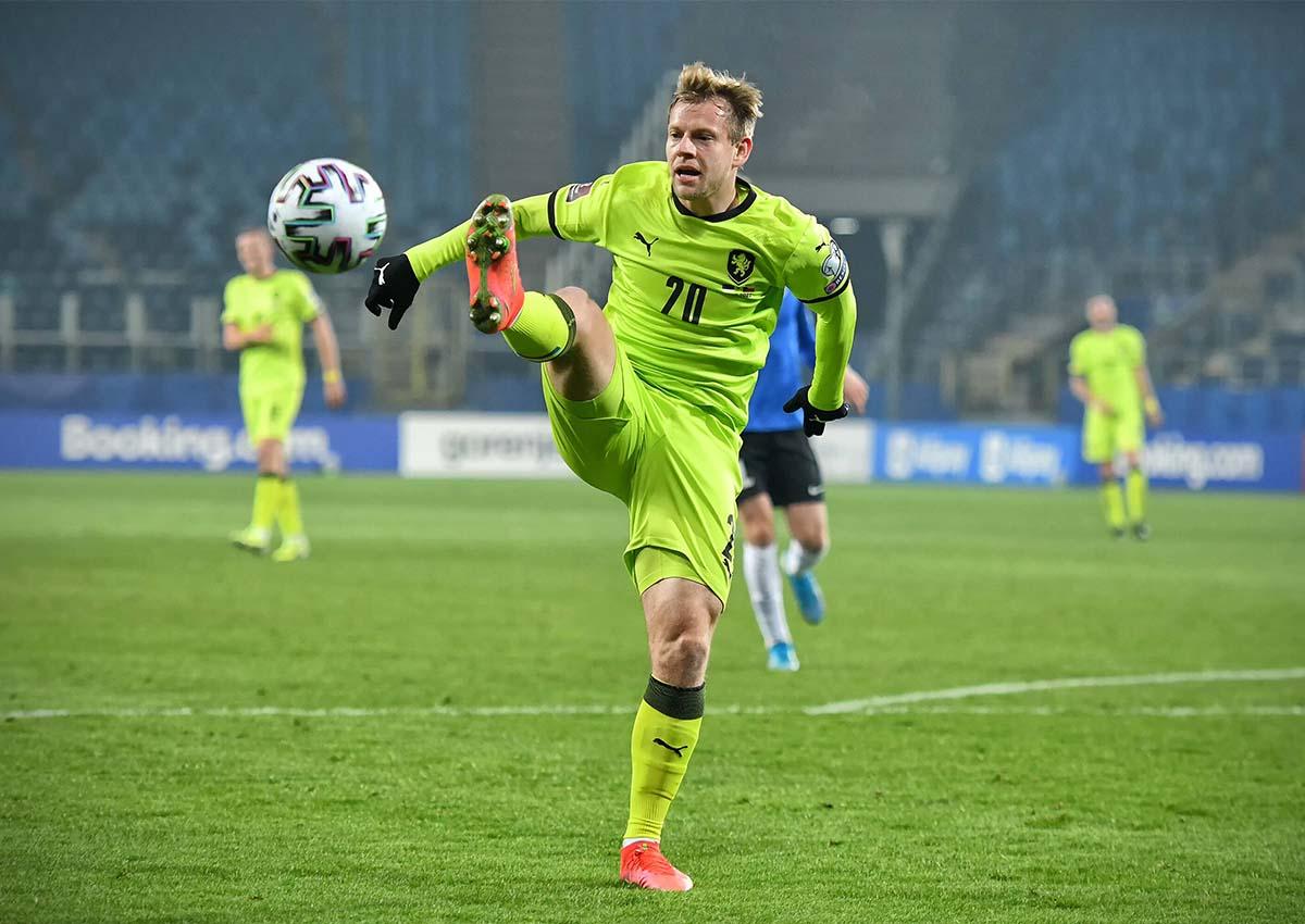 EURO 2020 Trikot Tschechien