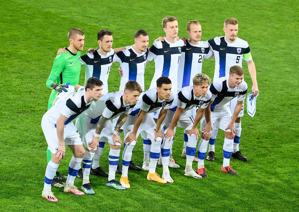 EURO 2020 Trikots Finnland