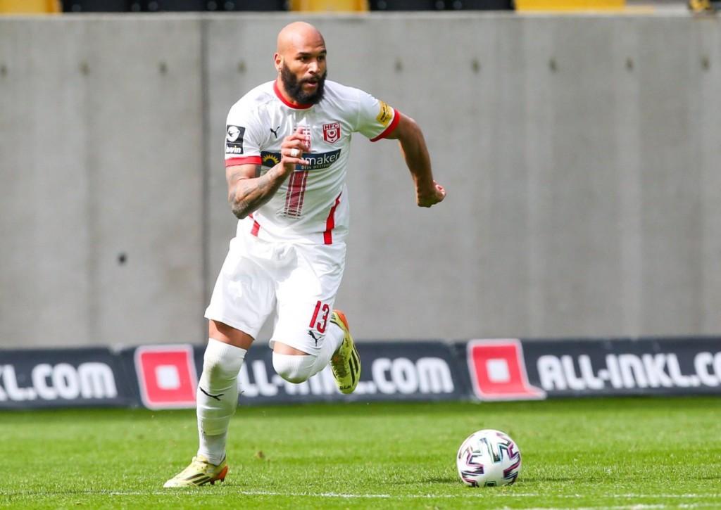 Trifft Torjäger Boyd für Halle auch gegen Türkgücü München?
