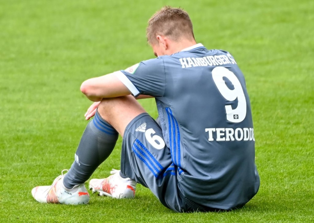 Bekommt Terodde beim HSV gegen Braunschweig sein Abschiedsspiel?