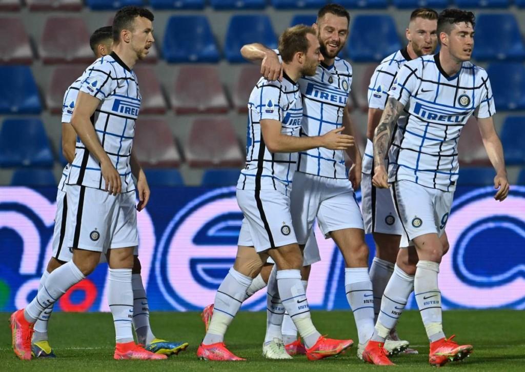 Zu wild gefeiert? Lässt Inter Mailand gegen Sampdoria Federn?