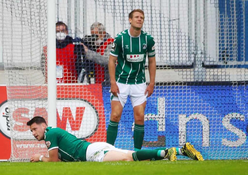 Verspielt Lübeck gegen Wehen-Wiesbaden die letzte Chance auf den Klassenerhalt?