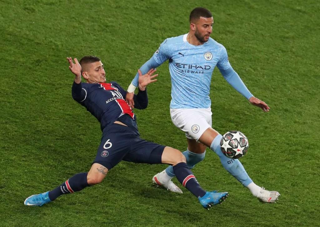 Zieht Manchester City gegen PSG erstmals ins Champions League-Finale ein?