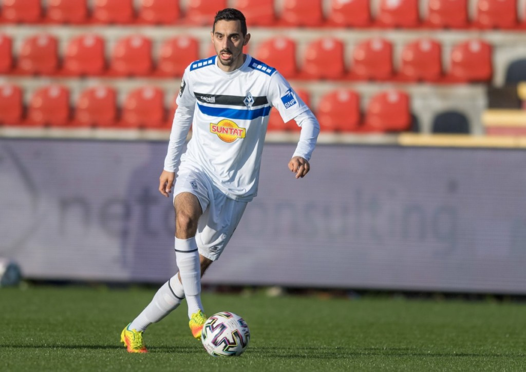 Avanciert Garcia für Mannheim gegen Halle zum Matchwinner?