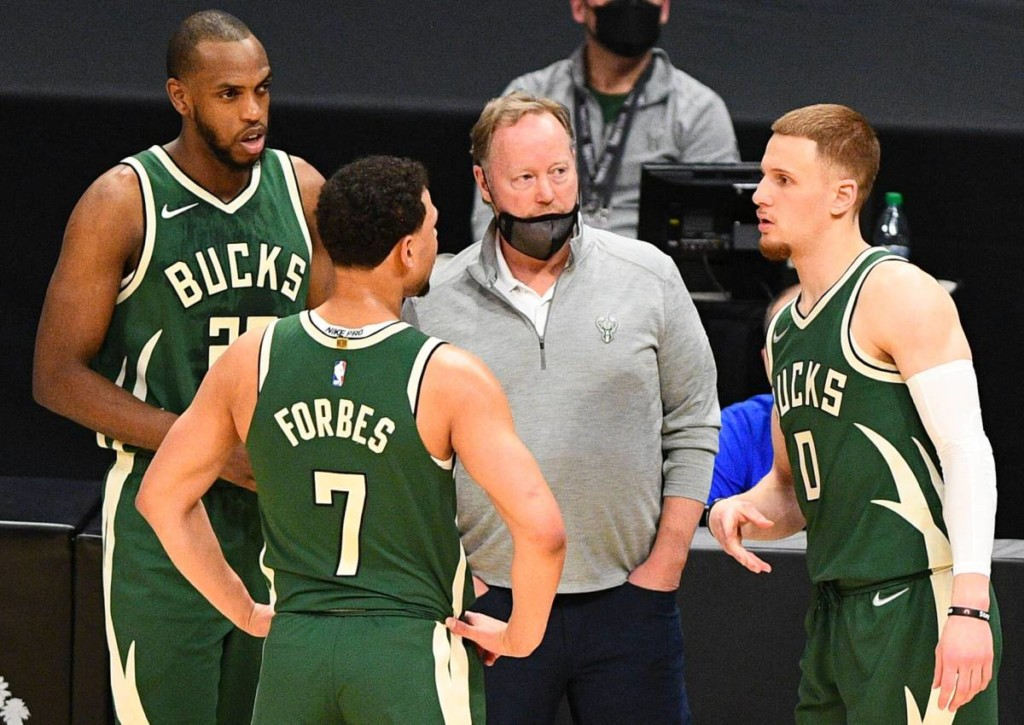 Coacht Budenholzer seine Bucks zum Sieg gegen die Nets?