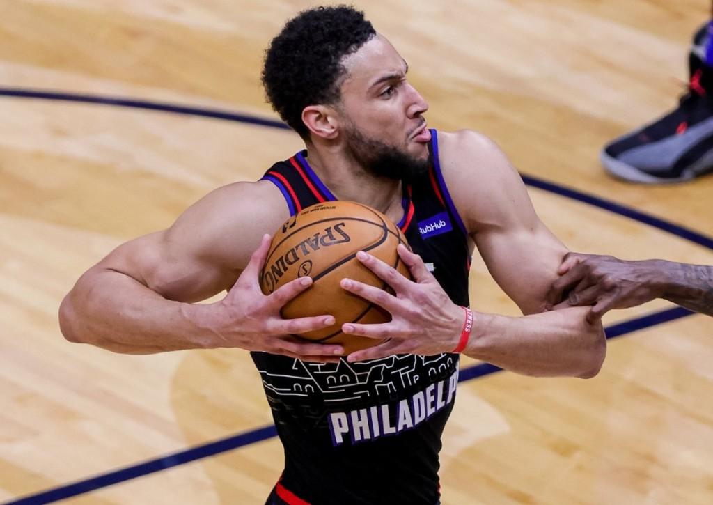 Beenden Simmons und seine 76ers in der Nacht zu Dienstag die Serie gegen die Wizards?