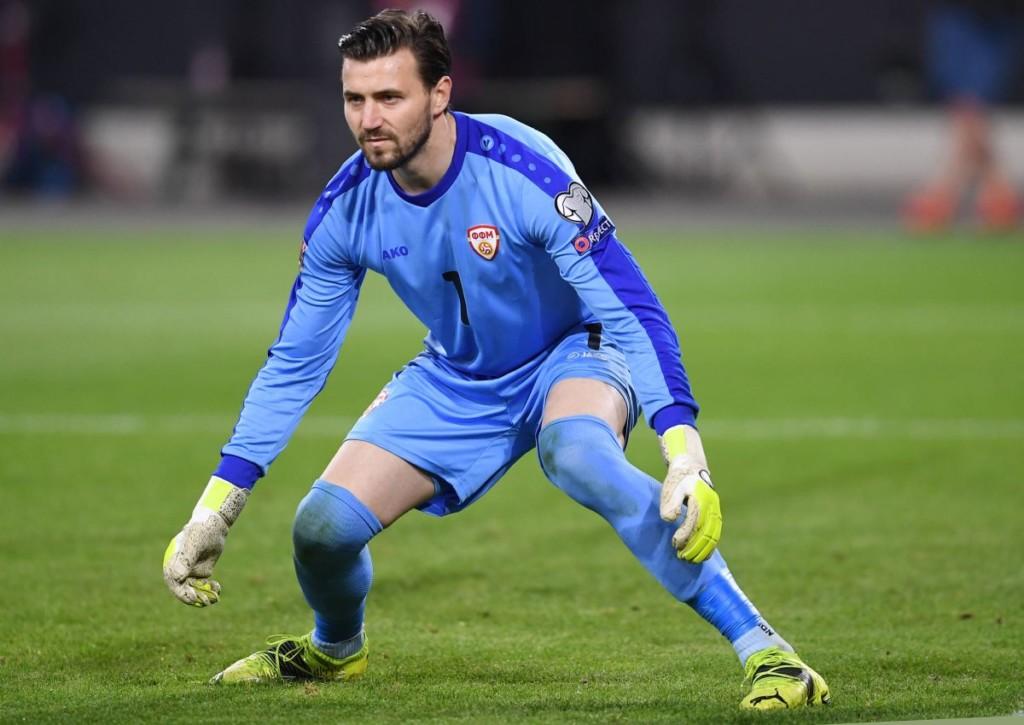 Schwimmt Keeper Dimitrievski mit Nordmazedonien auch gegen Slowenien weiter auf der Erfolgswelle?