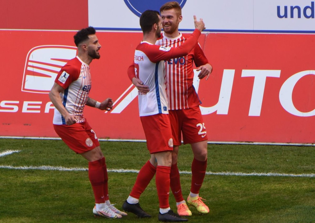 Bleibt Offenbach durch einen Sieg gegen Homburg oben dran?
