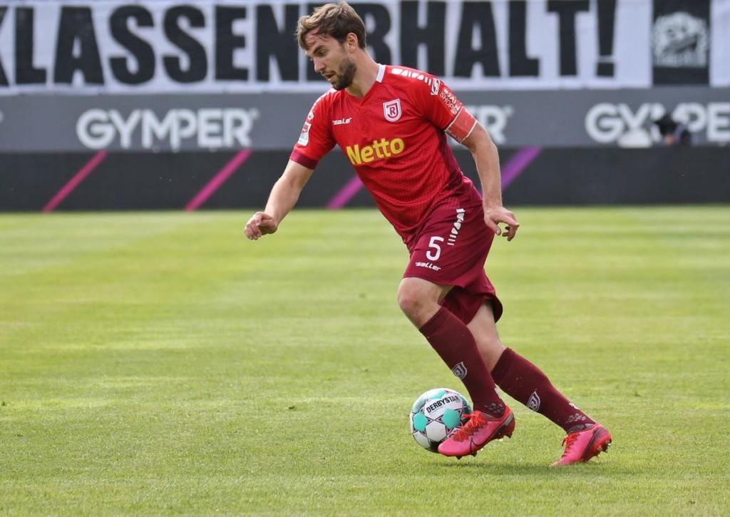 Schafft Gimber mit Regensburg gegen St. Pauli den Klassenerhalt aus eigener Kraft?