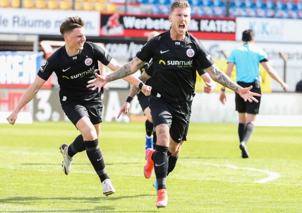 Jubelt Rostock auch gegen Ingolstadt in letzter Sekunde?