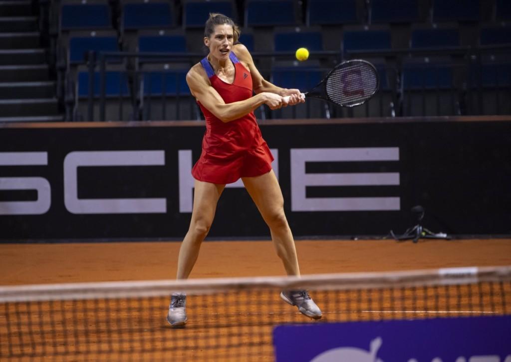 Sorgt Petkovic gegen Muchova für eine Riesenüberraschung?