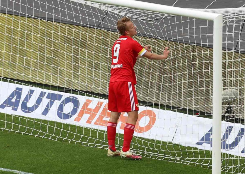 Schießt Pohjanpalo Union Berlin gegen RB Leipzig nach Europa?