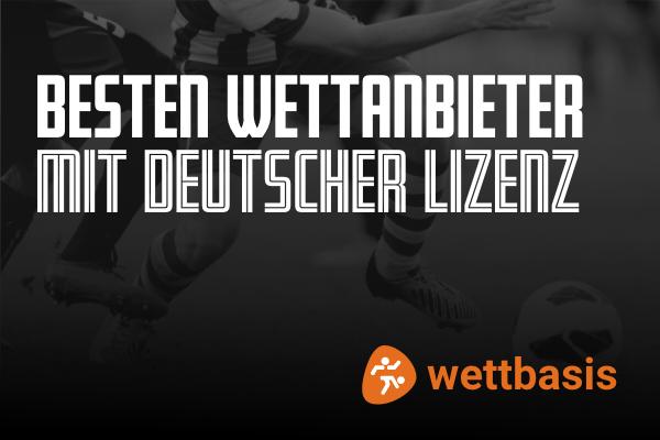 wettanbieter mit deutscher lizenz