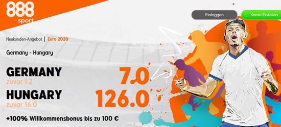 888sport Deutschland - Ungarn wetten