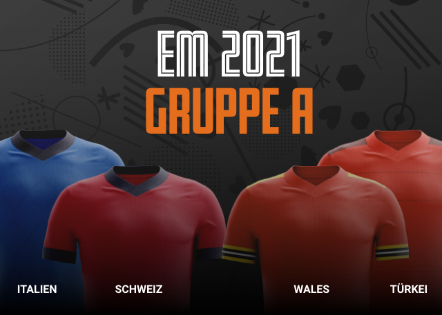 EM 2021 Gruppe A