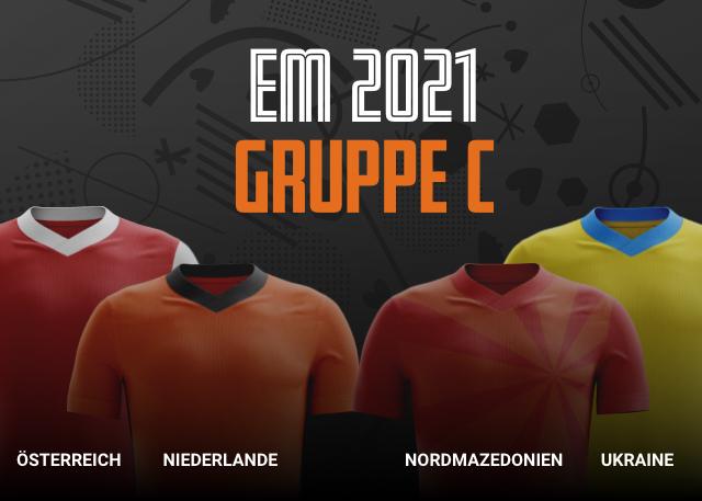 EM 2021 Gruppe C