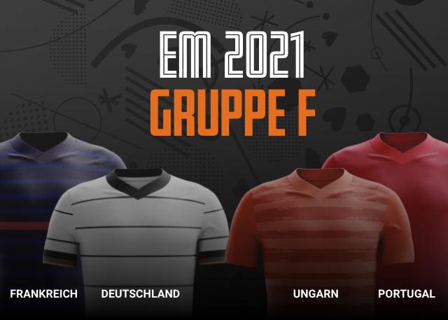 EM 2021 Gruppe F