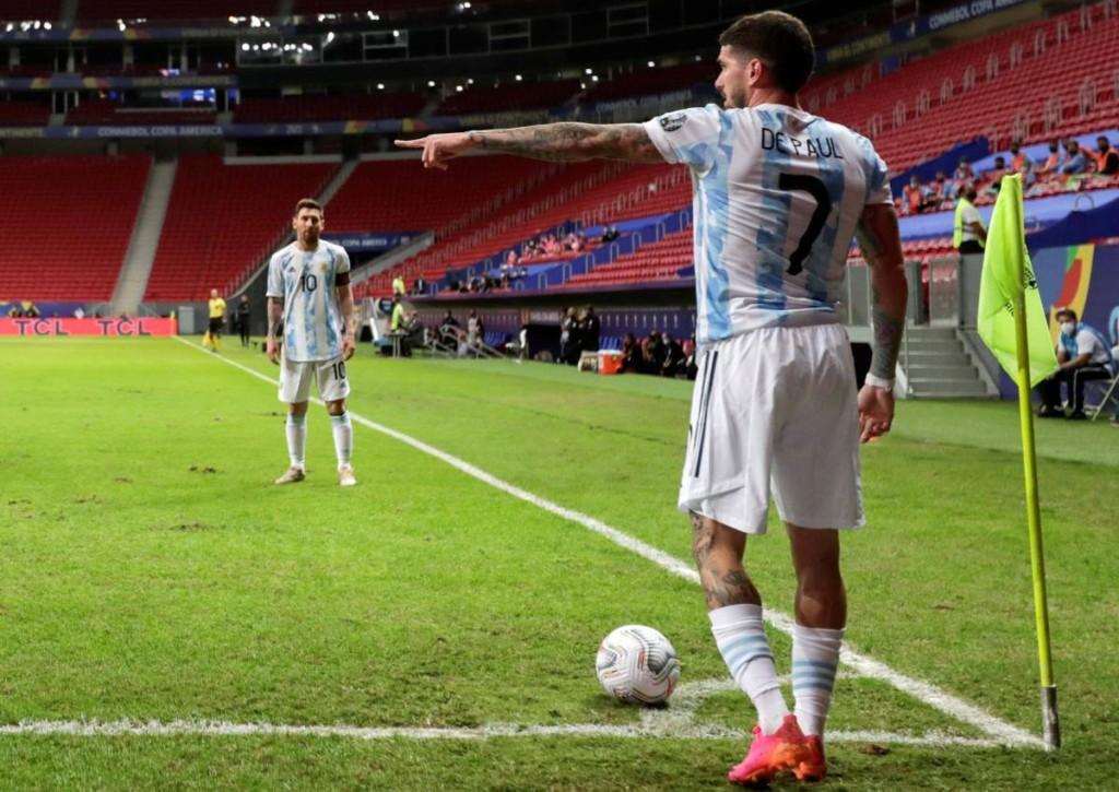 Gewinnen de Paul und Messi mit Argentinien auch gegen Paraguay?