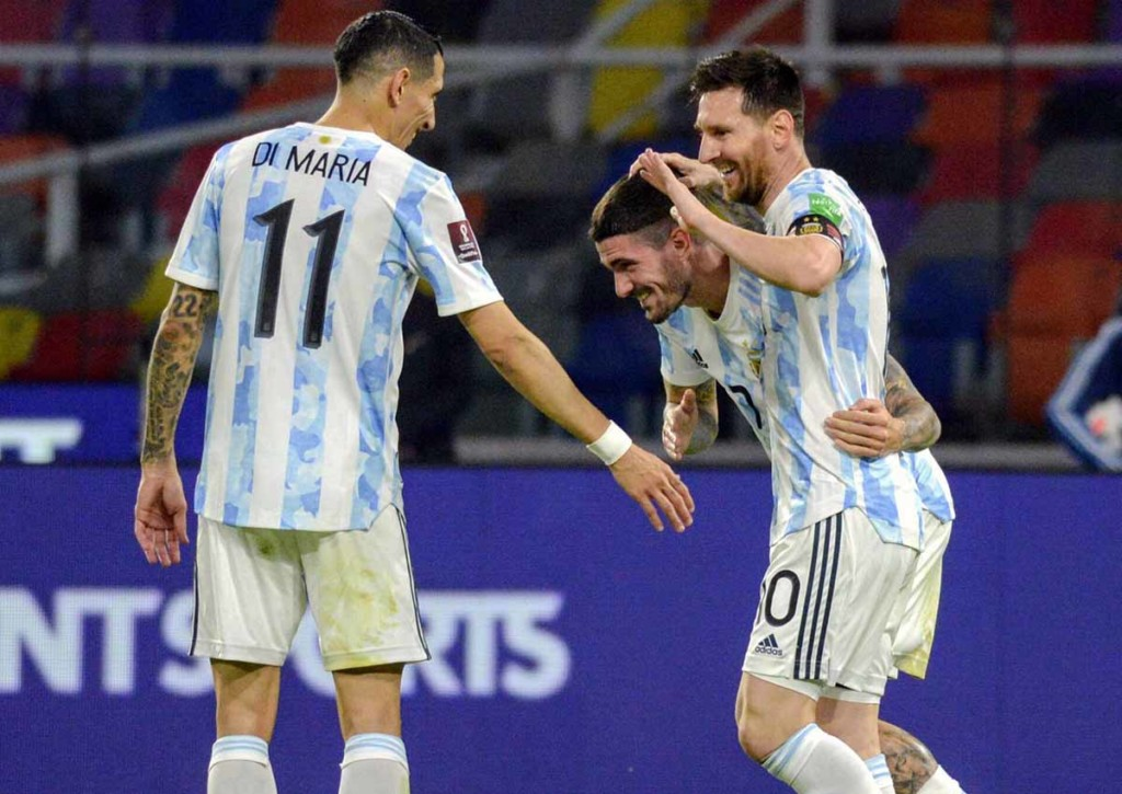 Kolumbien Argentinien WM 2022 Tipp