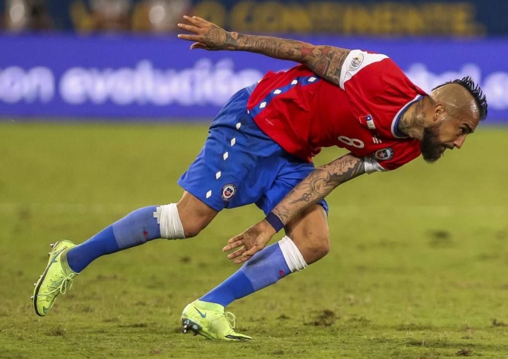 Bleibt Arturo Vidal mit Chile auch gegen Paraguay ungeschlagen?