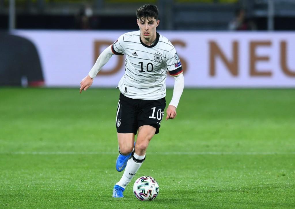 Überzeugt Havertz auch im DFB-Trikot beim Spiel Deutschland gegen Lettland?