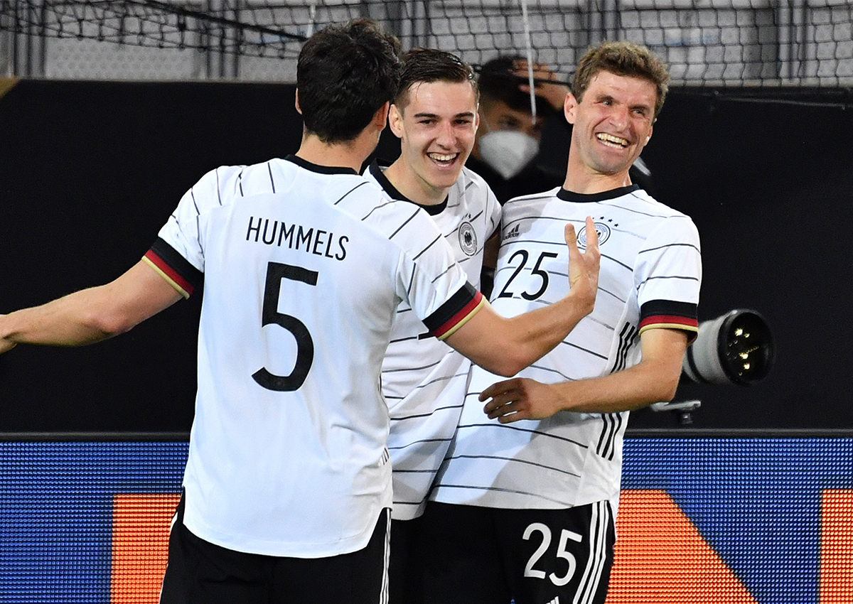 EM 2021 Tore Deutschland