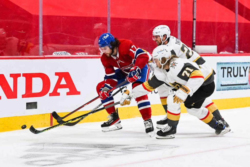 Vegas Golden Knights Montreal Canadiens Tipp