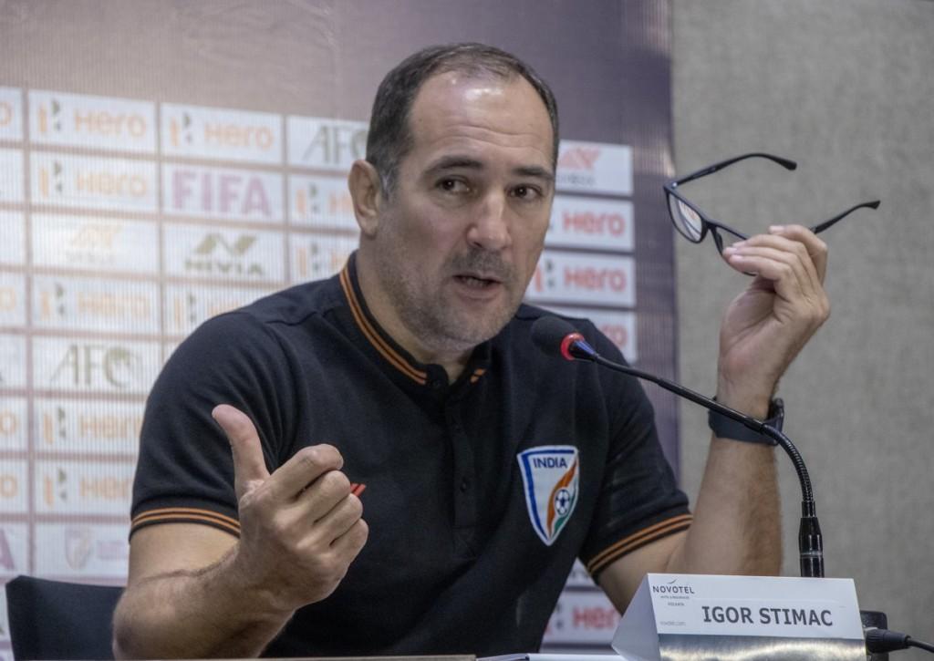 Bekommt Coach Igor Stimac mit Indien gegen Katar die Grenzen aufgezeigt?