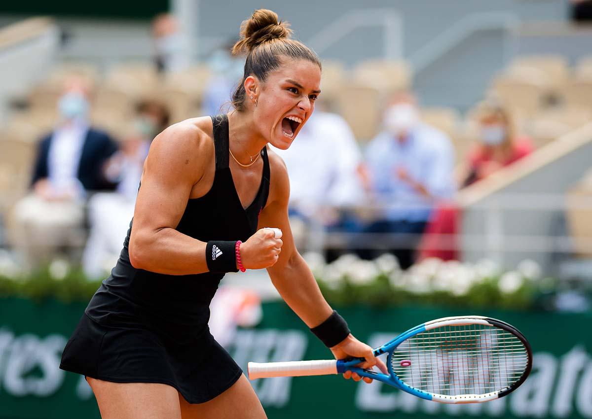 Barbora Krejcikova vs. Maria Sakkari Tipp, Prognose & Quoten 10.06.2021