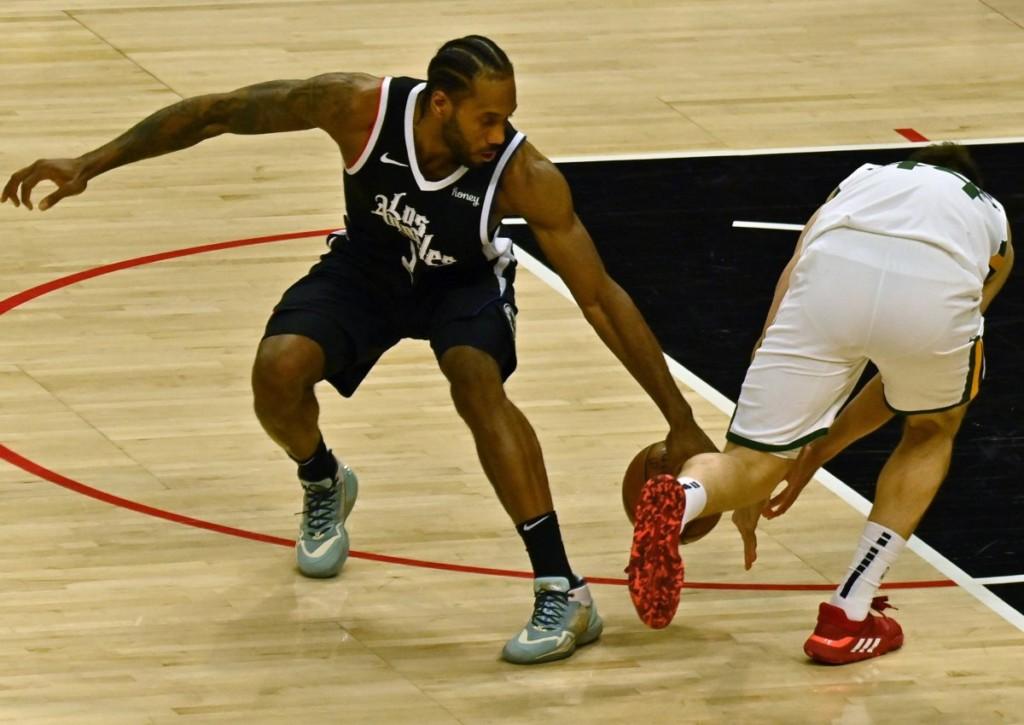 Führt Leonard seine Clippers zum Serienausgleich gegen die Jazz?