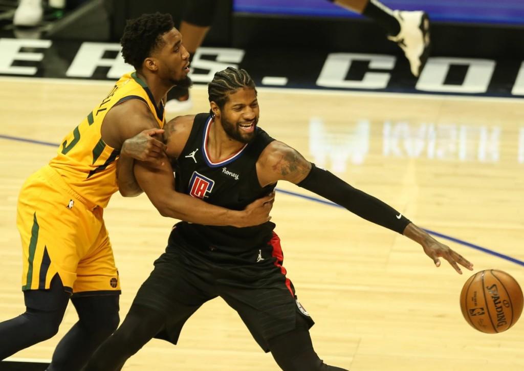 Holen sich Paul George und die Clippers gegen die Jazz den dritten Sieg in Folge?